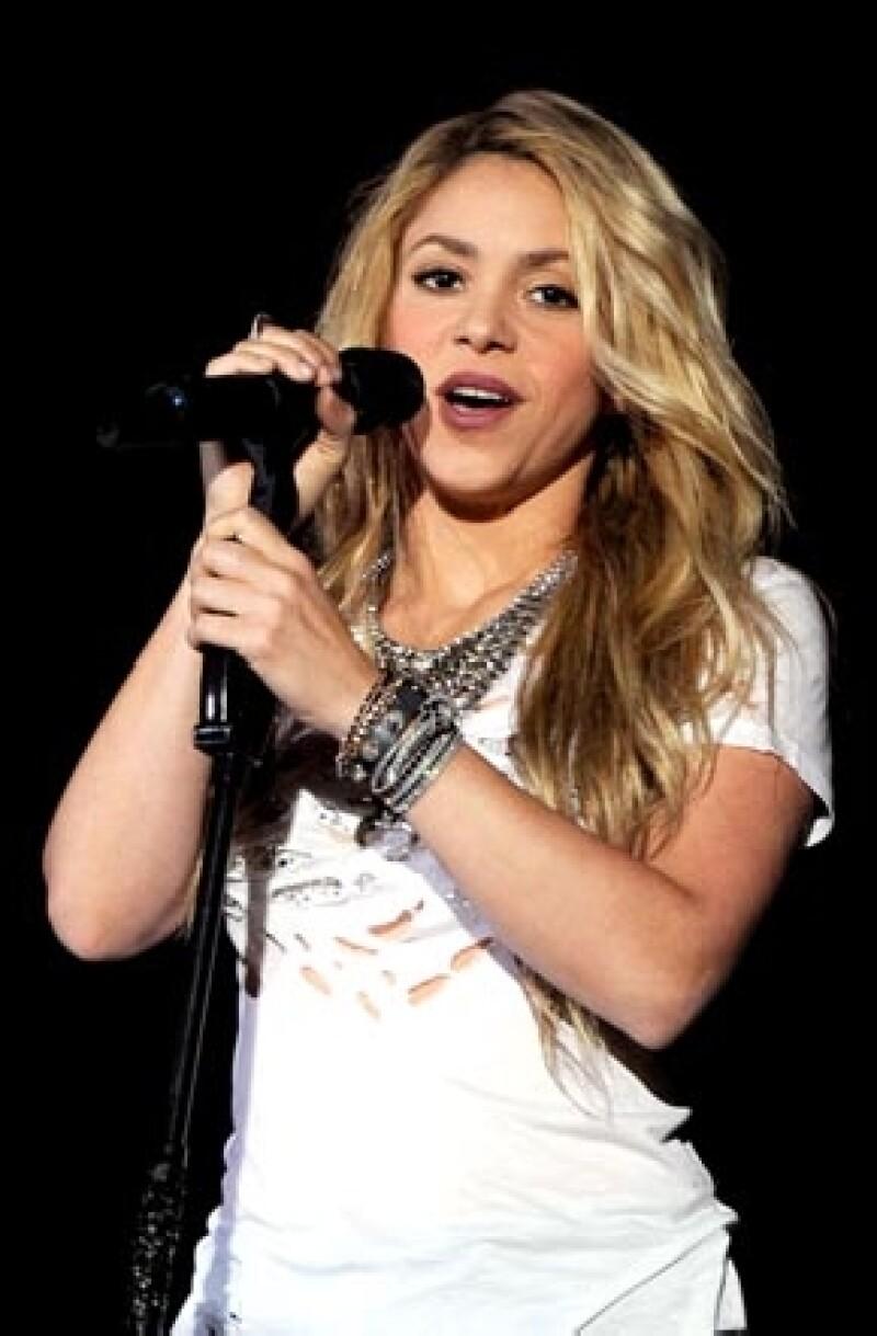 Shakira, Jennifer López, Ricky Martin y Pitbull son algunos de los artistas que darán brillo mañana, domingo a la ceremonia que tendrá lugar en el Grand Garden Arena del hotel MGM en Las Vegas.