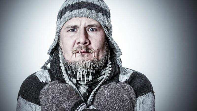 hipotermia frio