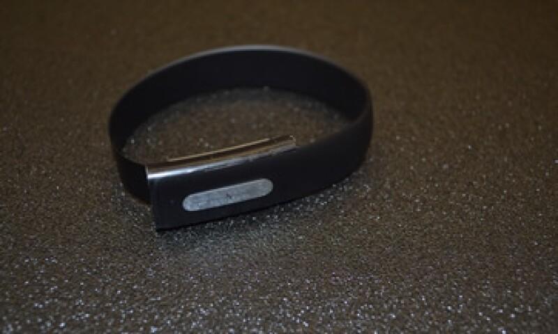 Con el brazalete Nymi, el usuario no tiene la necesidad de memorizar claves para todos los dispositivos que usa. (Foto: Gabriela Chávez)