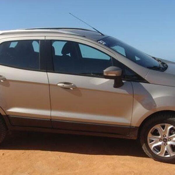 Este crossover es desarrollado en el Centro de Desarrollo de Camacari, Brasil, y pertenece al programa global One Ford.