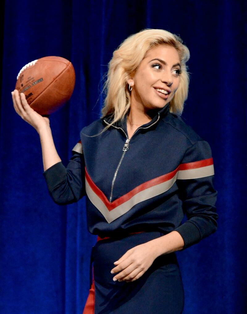 Lady Gaga y el Super Bowl