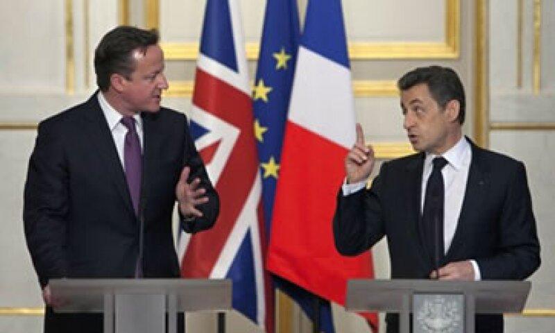 En diciembre pasado, ambos países ahondaron sus diferencias cuando GB pidió garantías para su sector financiero. (Foto: AP)