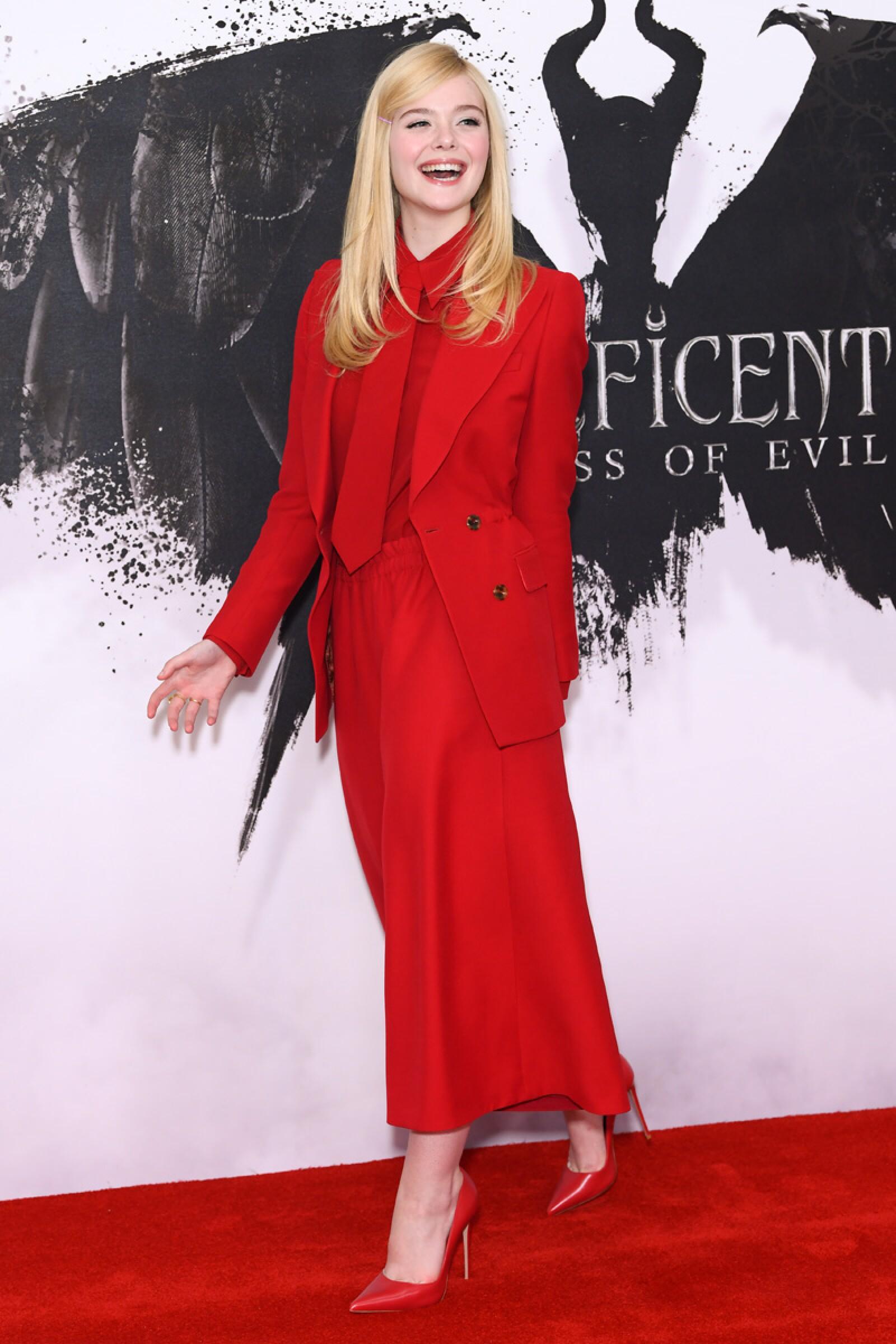 'Maleficent: Mistress of Evil' film photocall, London, UK - 10 Oct 2019