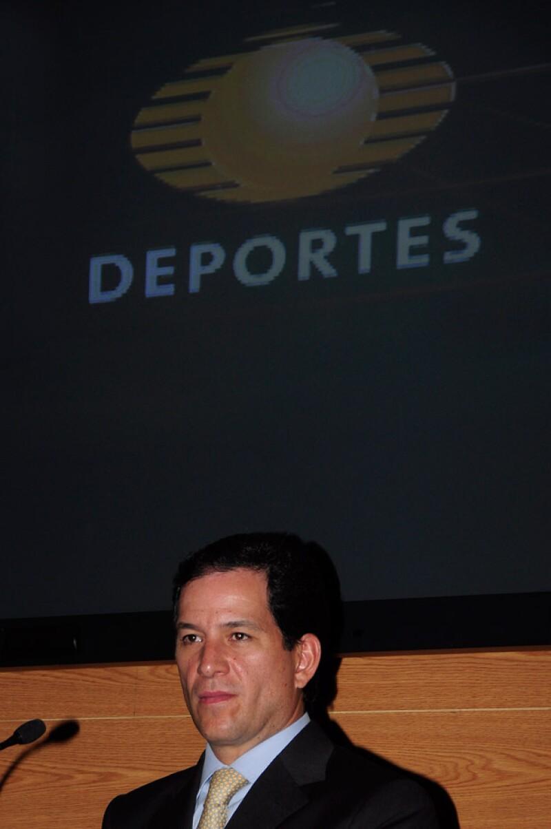 Durante su entrevista con Reforma, Javier no quiso dar ningún comentario sobre su salida de Televisa.