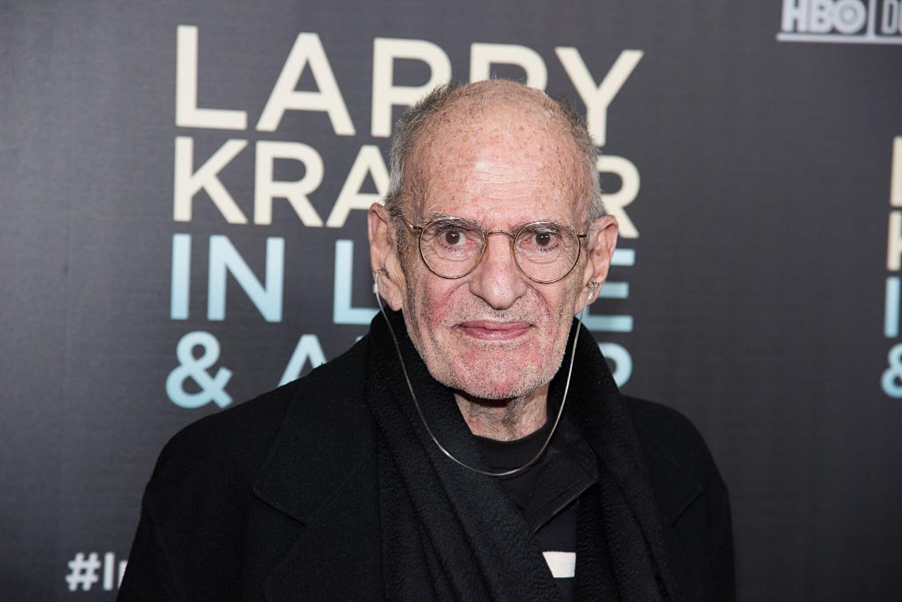 """Larry Kramer In Love And Anger"" New York Premiere"