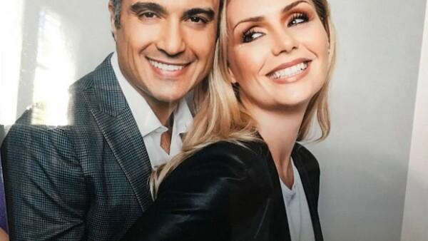 La modelo celebró sus 38 años rodeada del cariño y la atención de su esposo, quien le envió un mensaje junto a una memorable foto de la pareja.