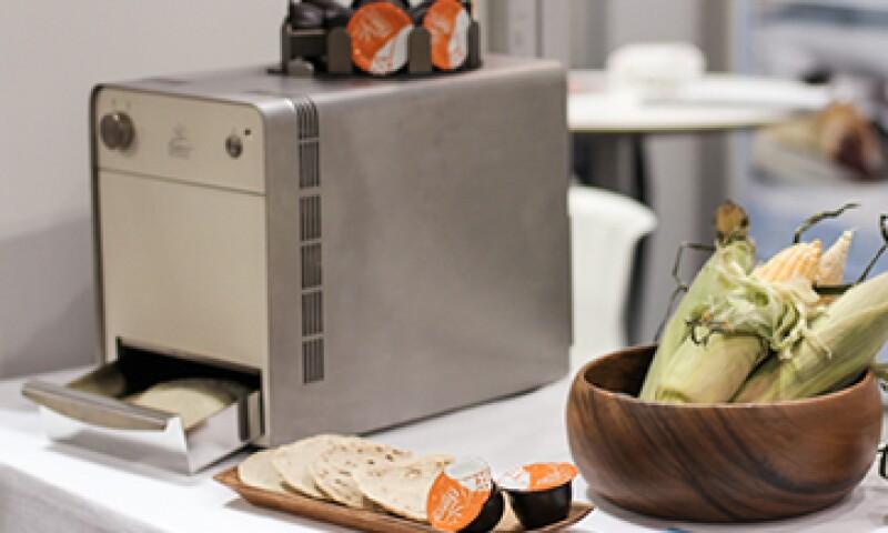 El electrodoméstico Flatev combina la visión mexicana con la tecnología suiza. (Foto: cortesía de flatev.com)