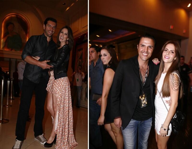 Jacky, Martín, Billy y Claudia han viajado a Las Vegas para pasar el 15 de septiembre.