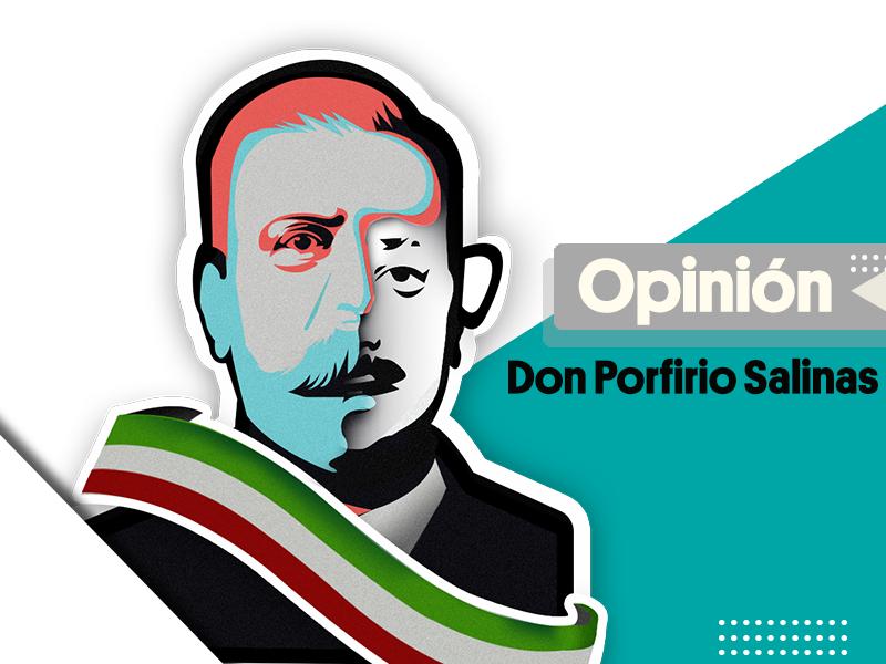 Don Porfirio Salinas (columnista)
