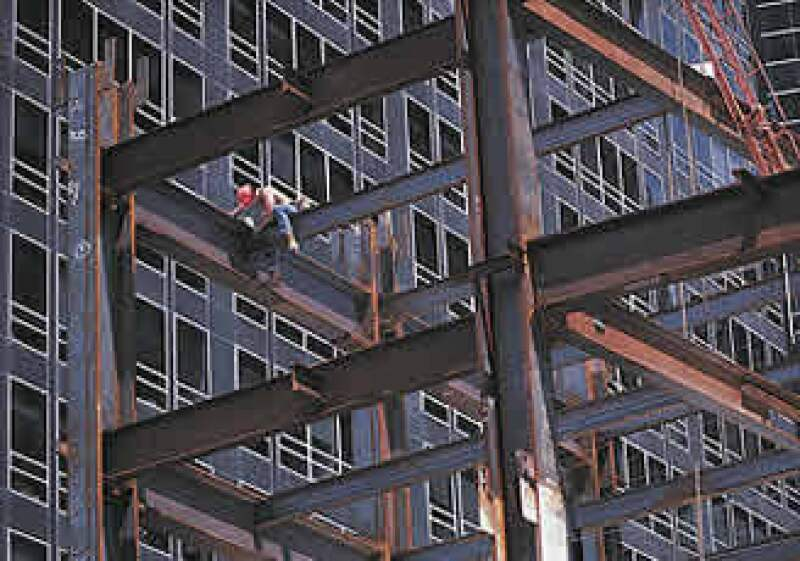 En 2010 terminó la construcción de más rascacielos que en cualquier otro año. (Foto: Cortesía CNNMoney)
