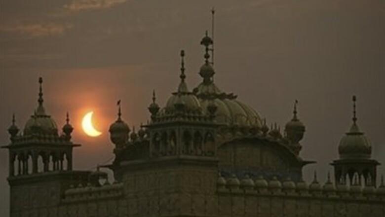 China e India se vanagloriaron con el eclipse solar  más largo del siglo.