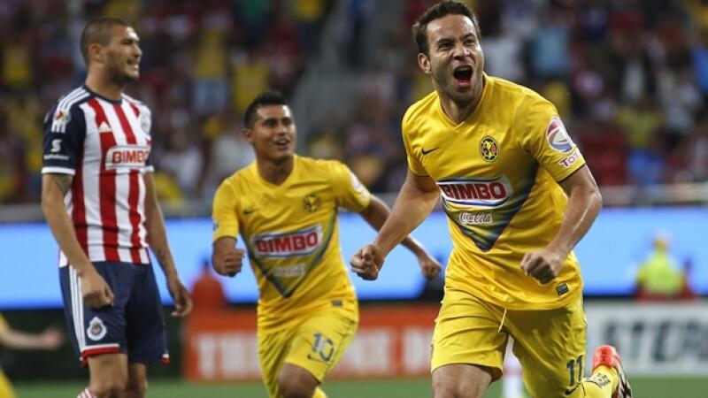 Luis Gabriel Rey delantero América