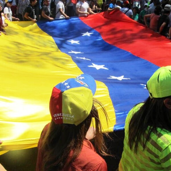 protestas Venezuela iReport