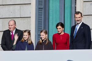 40th Anniversary of the Spanish Constitution, Madrid, Spain - 06 Dec 2018