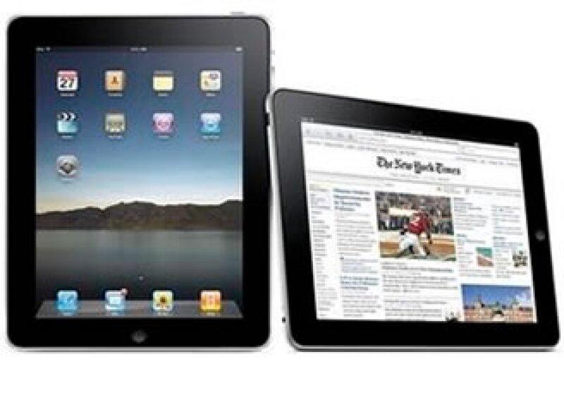 La iPad, el más reciente dispositvo de Apple (Foto: Reuters)