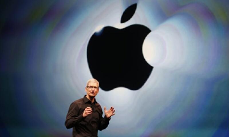Tim Cook ha llevado a Apple a nuevas alturas bajo su dirección.  (Foto: Reuters)