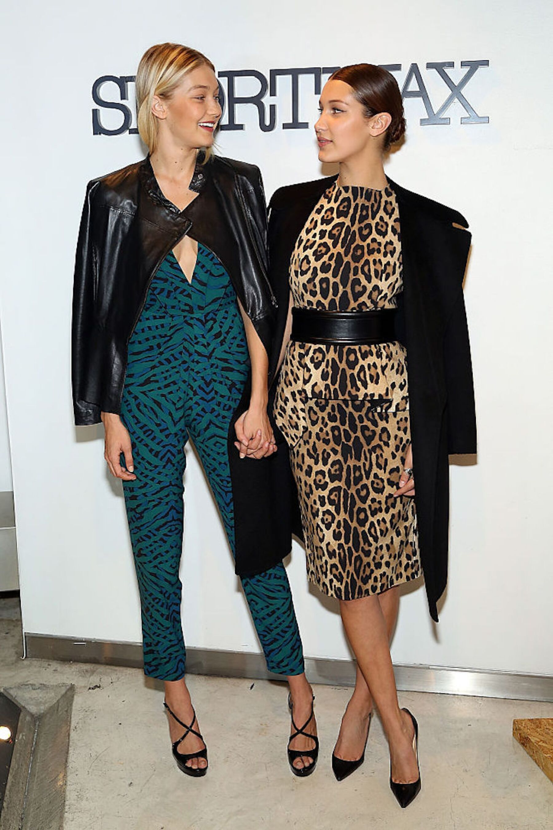Sportmax And Teen Vogue Celebrate The Fall/Winter 2014 Collection