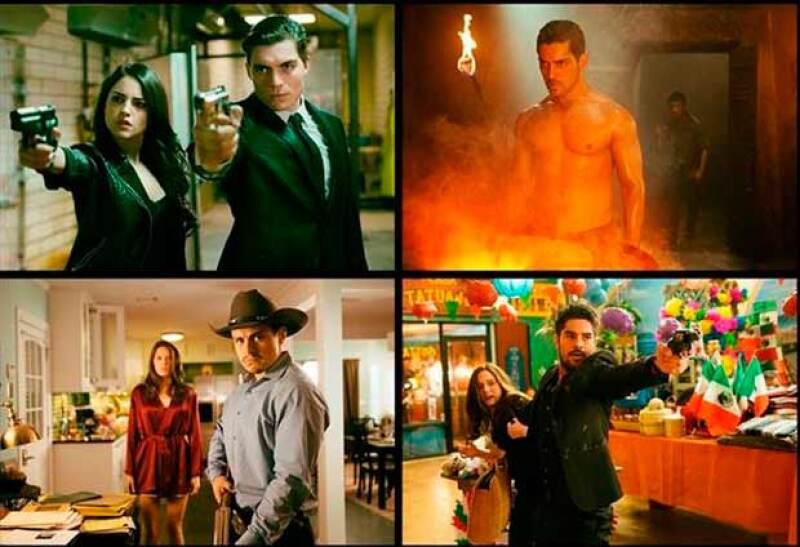 La segunda temporada de la serie promete más acción y sensualidad.