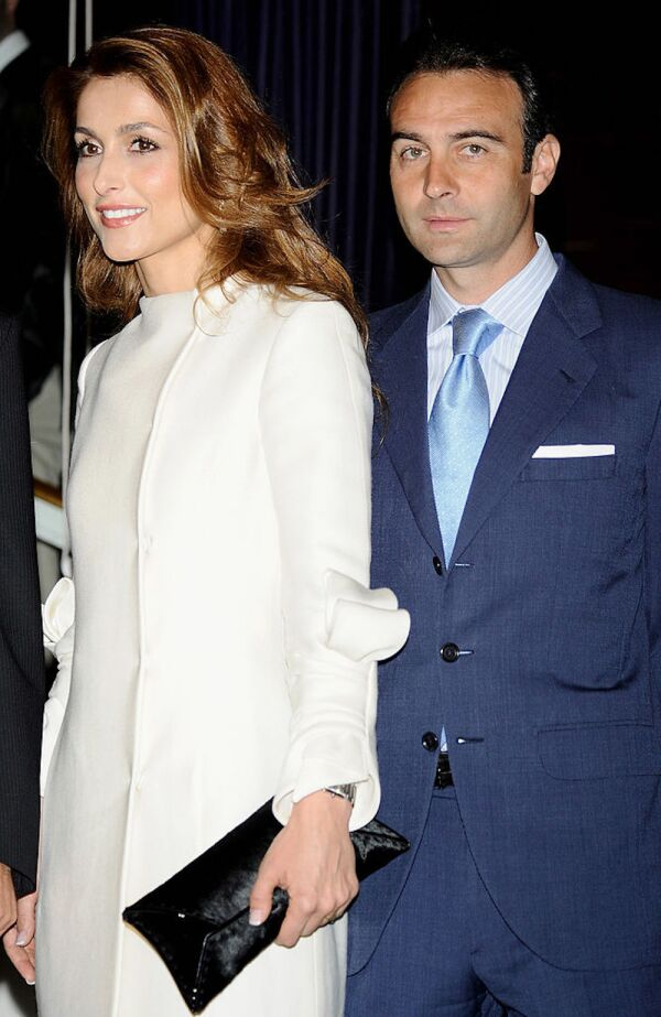 Spanish Royals Attend Journalism Awards in Madrid