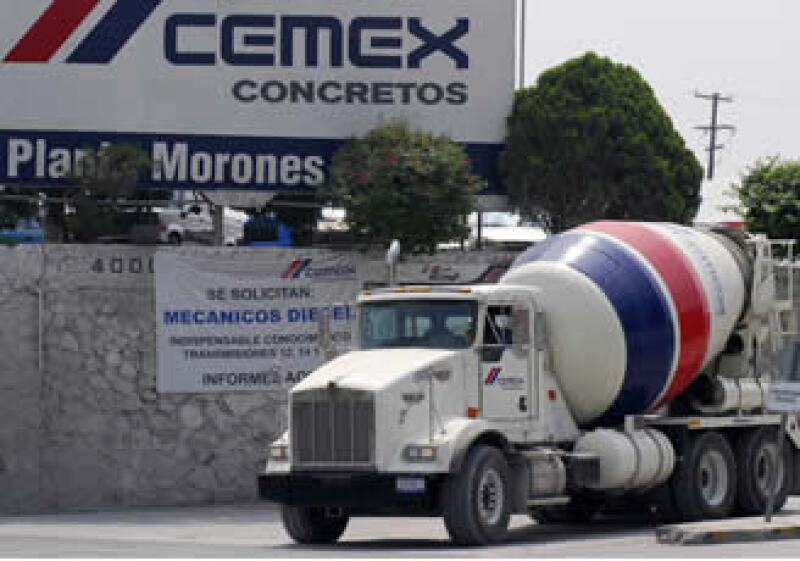 El acuerdo de Cemex para vender sus operaciones en Austria y Hungría por 435 mdd se vino abajo. (Foto: AP)