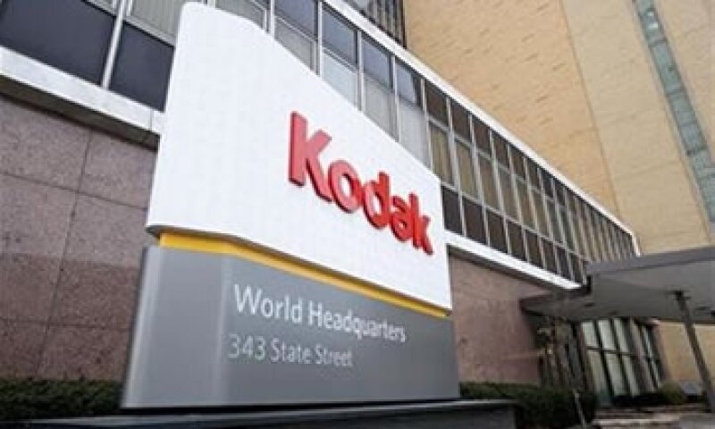 Kodak ha continuado las conversaciones para la venta de patentes entre posibles compradores como Apple y Google.  (Foto: Reuters)