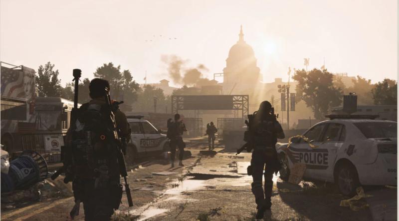 The Division 2 busca quitarle horas de juego a Fortnite y Apex Legends