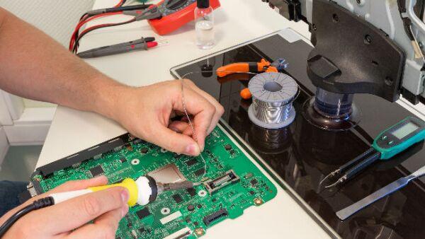 manufactura electr�nica