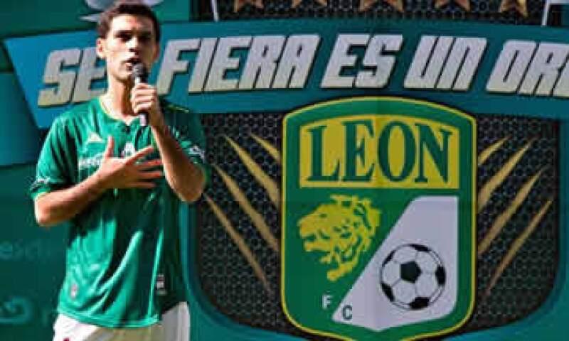 Rafa Márquez jugó tres torneos con el León. (Foto: Tomada de twitter.com/RafaMarquezMX)