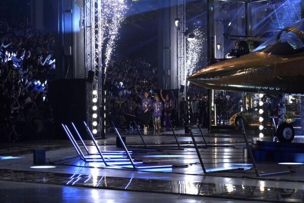 Philipp Plein - Runway - Milan Fashion Week Fall/Winter 2020-2021