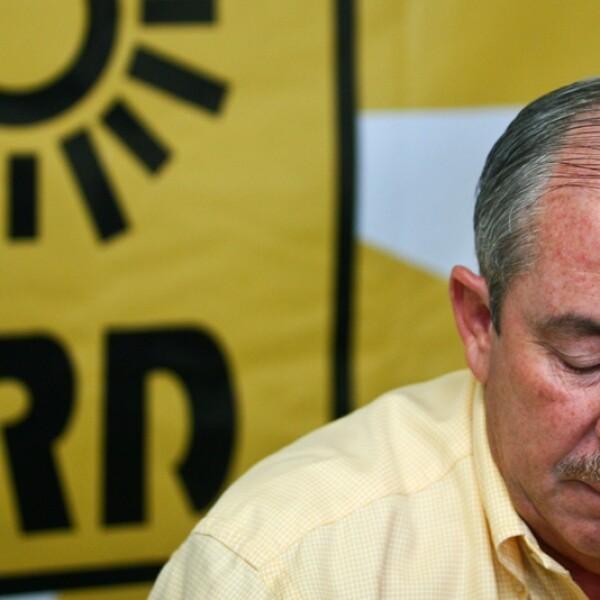 líderes renuncian al PRD 5