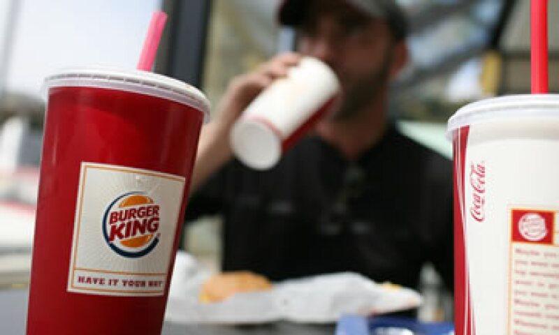 El cambio fue implementado a mediados de febrero, dijo Burger King. (Foto: Getty Images )