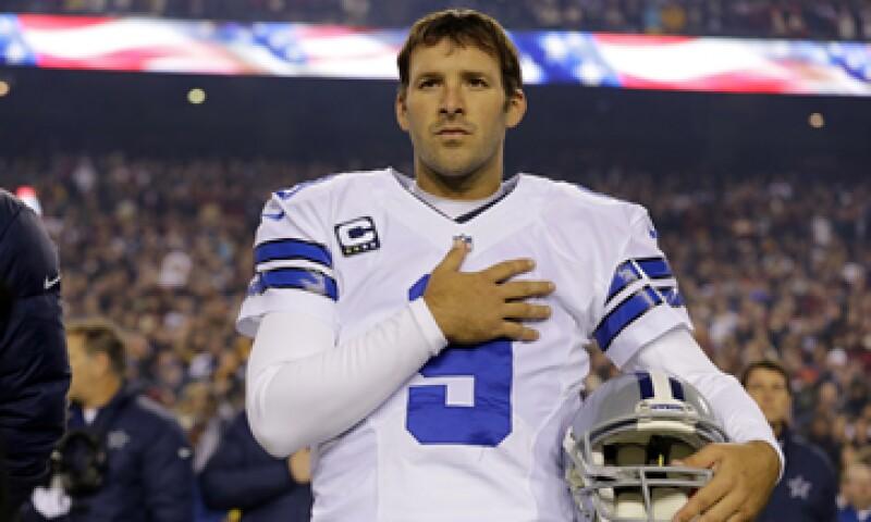 El quarterback cumple 33 años en abril. (Foto: AP)