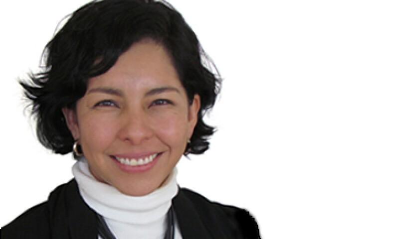 Beatriz Chávez, directora de planeación estratégica de 3M. (Foto: Duilio Rodríguez)