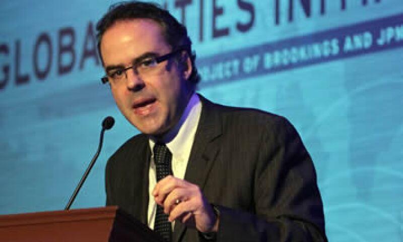 Pardinas destacó que aparentemente habrá un desacato de los estados a la ley de contabilidad gubernamental. (Foto: Notimex)