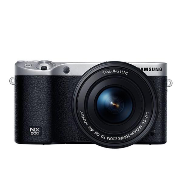 Samsung: Cámara NX500. No puedes viajar sin una cámara y con la NX500, tendrás los máximos detalles en tus fotos, la máxima precisión y la más alta calidad. samsung.com/mx