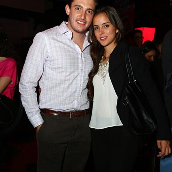 Mara Paz y Gerardo Schnaider