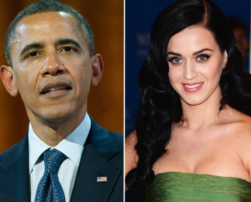 El presidente estadounidense se deshizo en elogios hacia la cantante minutos antes de que ofreciera una breve actuación en la Casa Blanca.