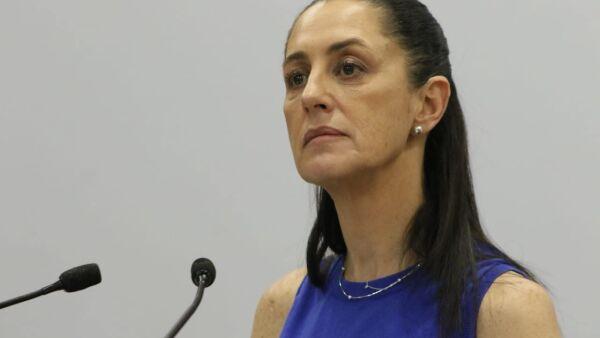 Claudia Sheinbaum, jefa de gobierno de la capital, ofreció conferencia de prensa para informar que partir del próximo lunes se comenzará con la Transición Ordenada y Gradual hacia el color de Semáforo Naranja, como parte de  Nueva Normalidad.
