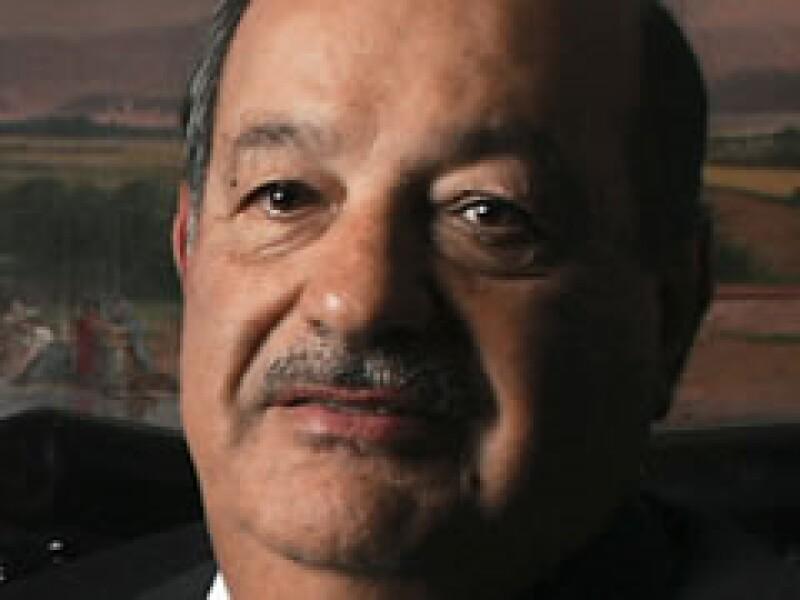El empresario mexicano, dueño de la Escudería Telmex. (Foto: Archivo)