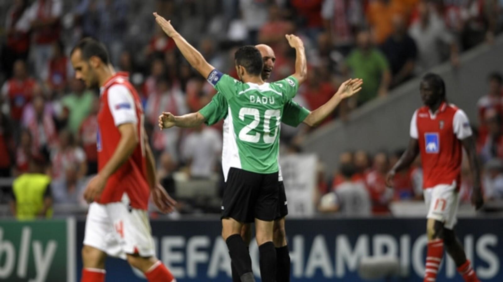 Braga vs. CFR Cluj