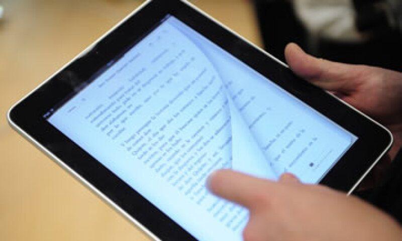 Apple representó el 63.1% de las tablets vendidas en el primer trimestre, superando por mucho a Samsung y Amazon. (Foto: AP)