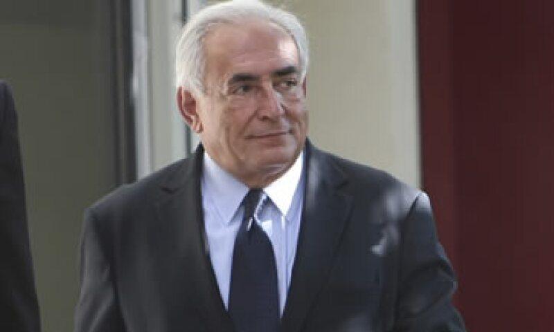 Strauss-Kahn ha negado los cargos, argumentando que no estaba al tanto de que las mujeres eran prostitutas. (Foto: AP)