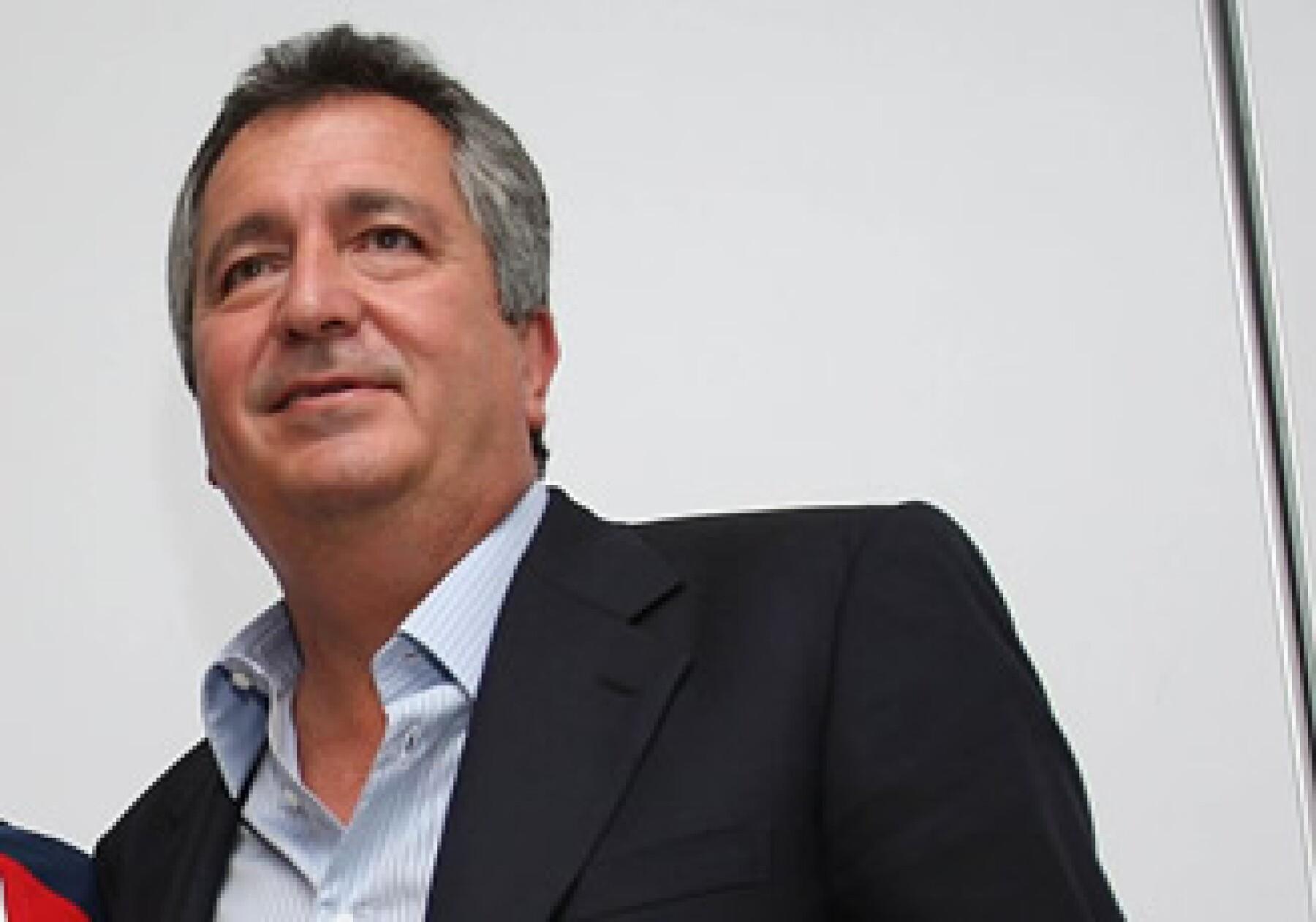 Jorge Vergara dijo que su empresa Omnilife seguirá creciendo en Costa Rica. (Foto: Notimex)