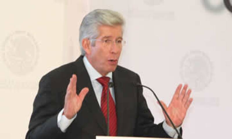 La dependencia que dirige Gerardo Ruiz dijo que se mantendrá atenta a las solicitudes que haga la empresa y las resoluciones que se tomen. (Foto: Notimex)
