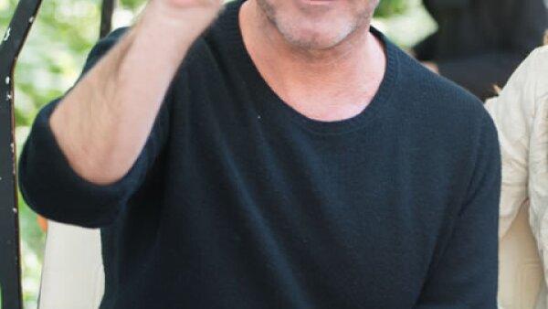Simon Cowell generó de junio 2012 a junio 2013, 95 millones de dólares. Ahora entendemos por qué el productor le regala casas a sus ex.