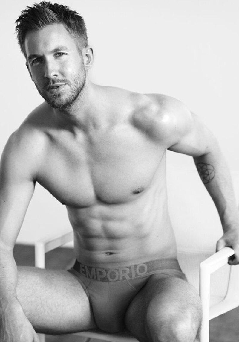 Con Emporio Armani ha tenido la oportunidad de convertirse en un verdadero modelo.