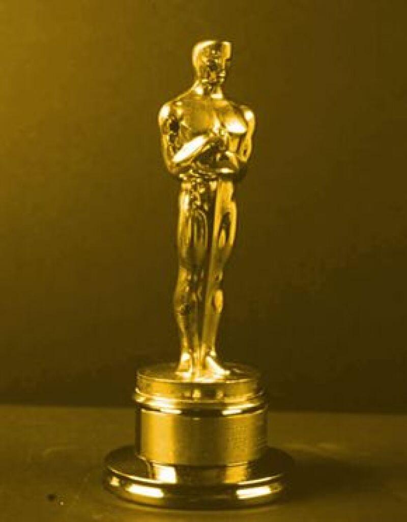 El curioso caso de Benjamin Button logró 13 nominaciones, entre las que se encuentran mejor película y actor.