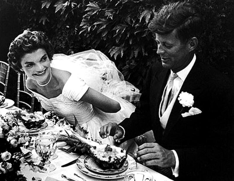 El principal percursor del matrimonio entre Jackie y John, fue su padre Joseph P. Kennedy .