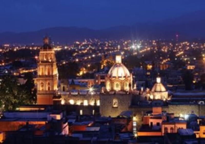 Ciudad Satélite va a ordenar el crecimiento de la capital potosina y sus zonas conurbadas (Foto: Cortesía Gobierno de San Luis Potosí)