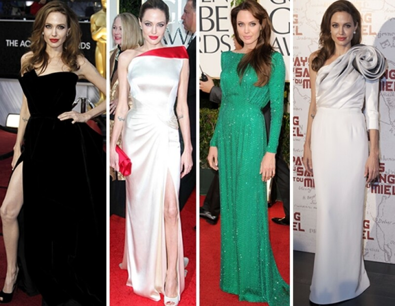 Angelina nació el 4 de junio en Los Ángeles, California.